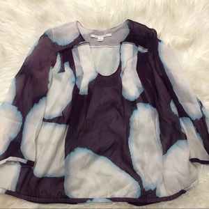 DVF • Silk Blouse